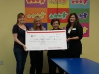 Little Star Center Receives $1500 Grant from Answers for Autism